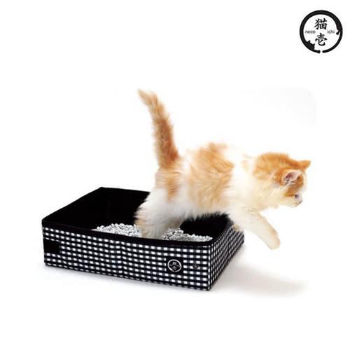 折疊貓砂盆