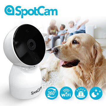 Spot Cam寵物攝影機