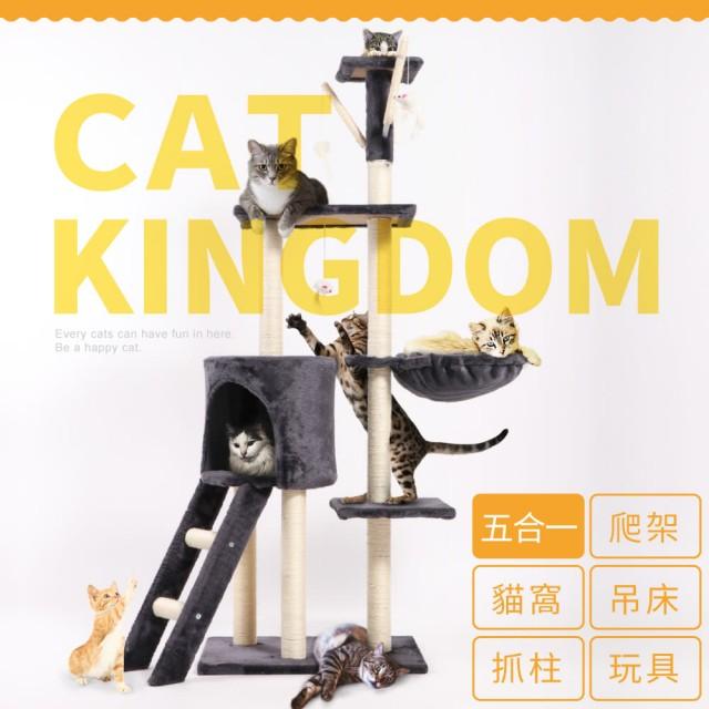 新手養貓必備用品造型貓跳台