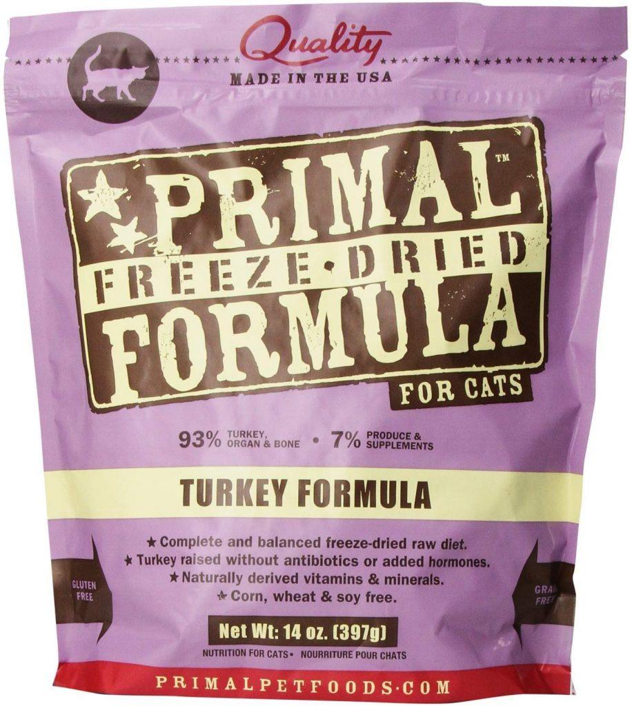 Primal冷凍乾燥生食