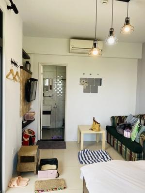 丹可民宿房間