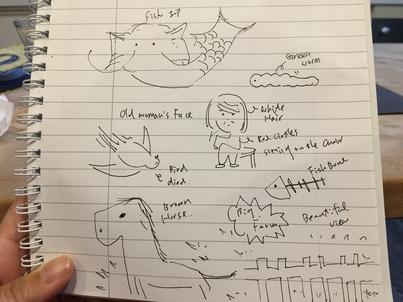 動物溝通練習筆記