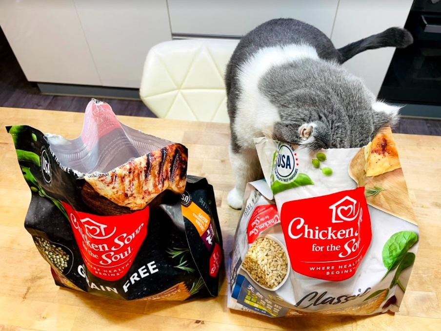 心靈雞湯貓飼料