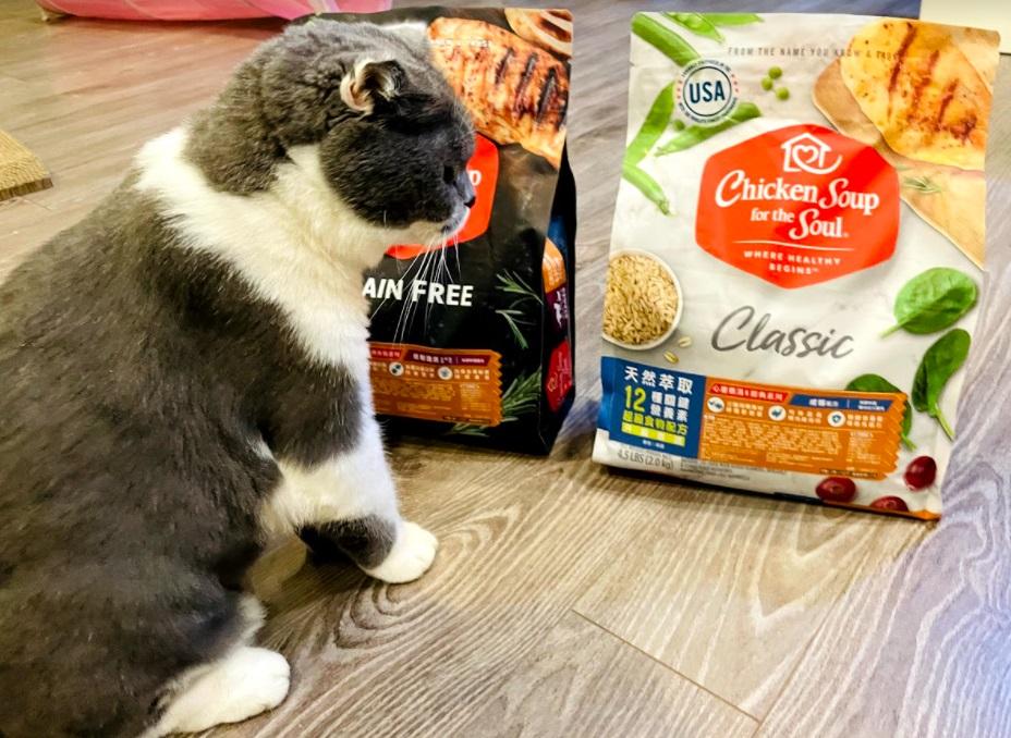 心靈雞湯貓乾糧經典系列
